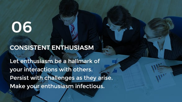 consistent-enthusiasm